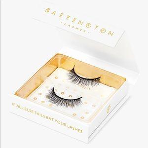 NEW Battington Lashes Monroe 3D Silk Lashes